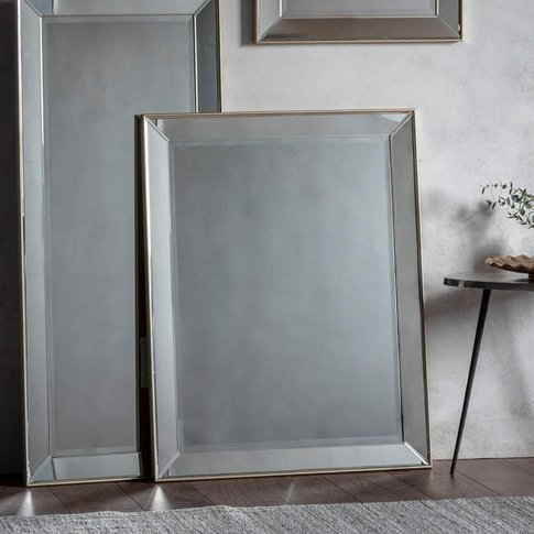 Gallery Direct Baskin Mirror | Outlet