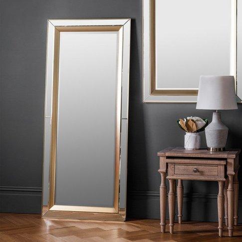 Gallery Direct Phantom Leaner Mirror