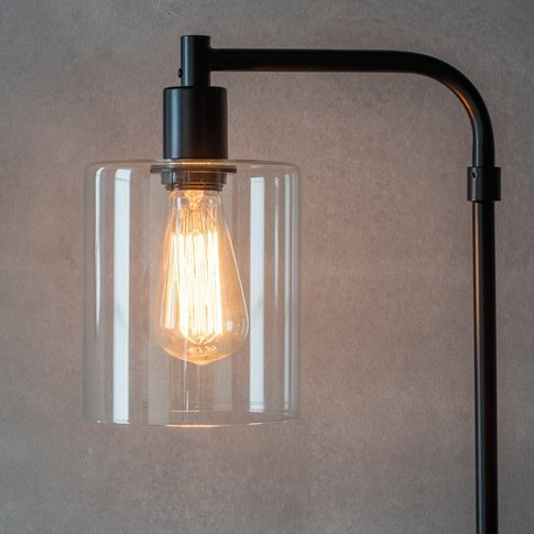 Gallery Chicago Industrial Floor Lamp