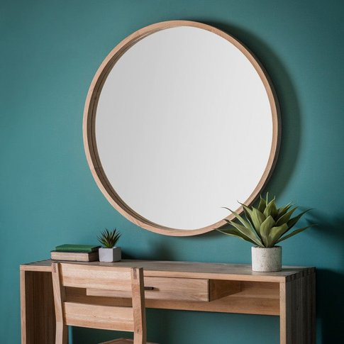 Gallery Direct Bowman Mirror Large