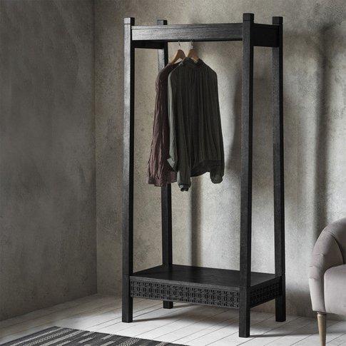 Gallery Direct Boho Boutique Open Wardrobe