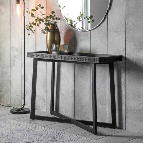Gallery Direct Boho Boutique Console Table