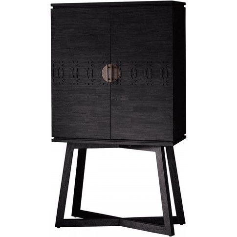 Gallery Direct Boho Boutique Cocktail Cabinet