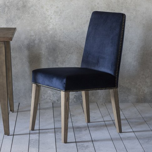 Gallery Direct Rex Dining Chair Atlantic Velvet (Set...