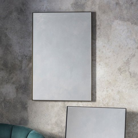 Gallery Direct Hurston Mirror / Bronze