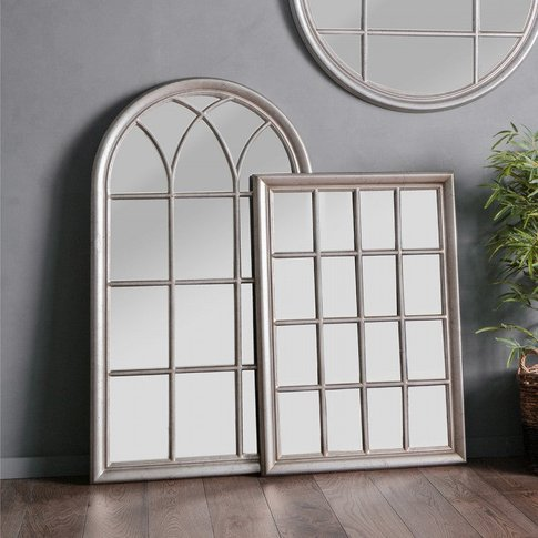 Gallery Direct Seaforth Mirror