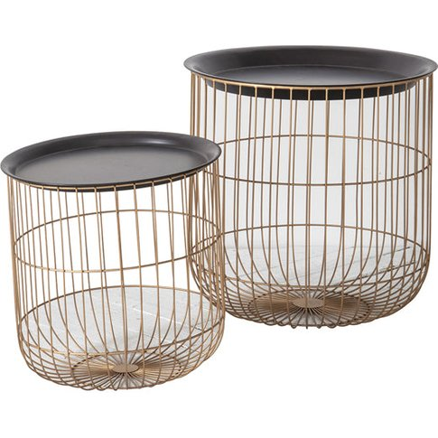 Gallery Direct Woburn Side Tables