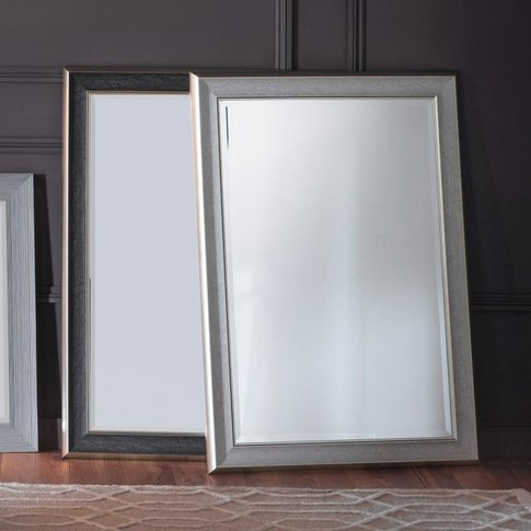 Gallery Direct Freeman Mirror Antique White | Outlet