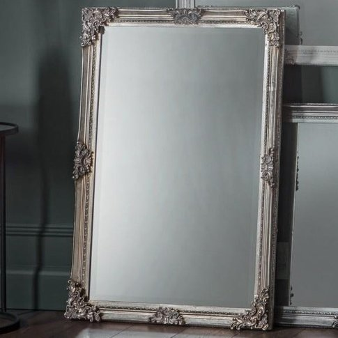 Gallery Direct Fiennes Rectangle Mirror Champagne