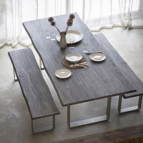 Huntington Dining Table Grey
