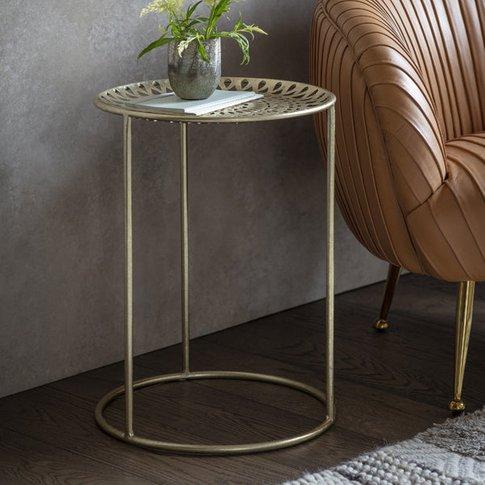 Gallery Direct Mardin Side Table