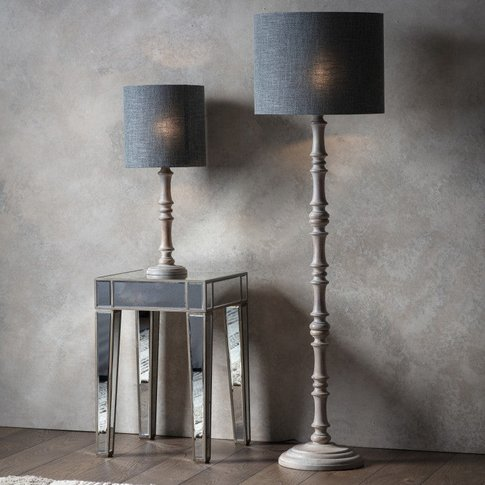 Gallery Direct Luther Floor Lamp Base