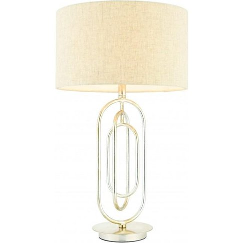 Gallery Direct Ingrid Table Lamp   Outlet