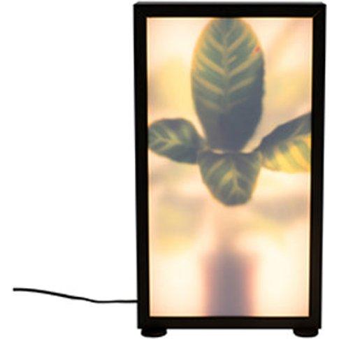 Floor Lamp Grow / Black/White / Large