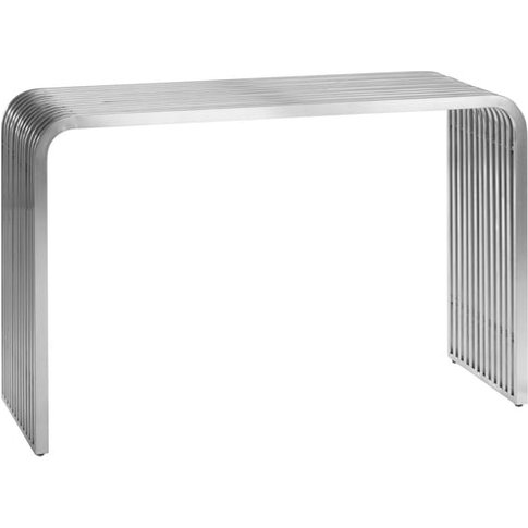 Liv By Olivia's Console Table Hetty Round Edge