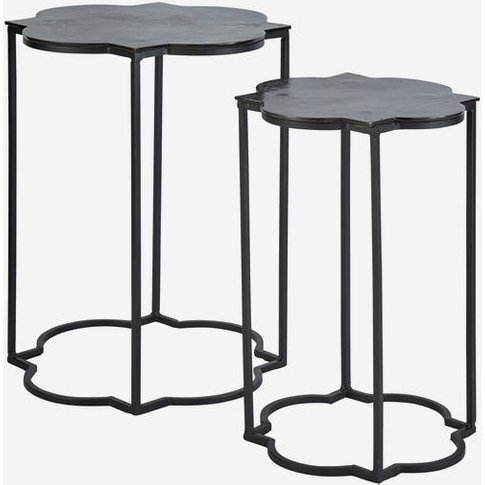 Andrew Martin Gilmore Side Table Set