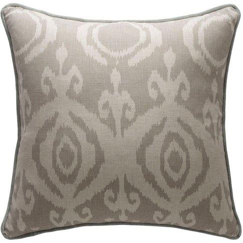 Andrew Martin Volcano Canvas Cushion