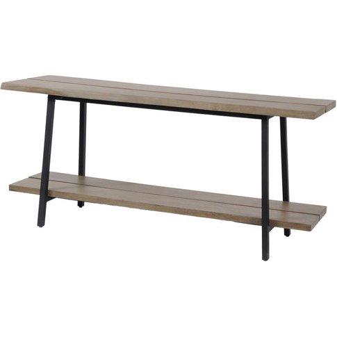 Libra Foundry Console Table