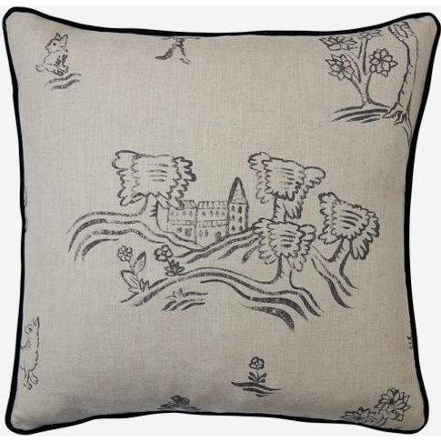 Andrew Martin Friendly Folk Dusk Cushion