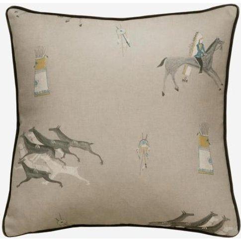 Andrew Martin Great Plains Natural Cushion
