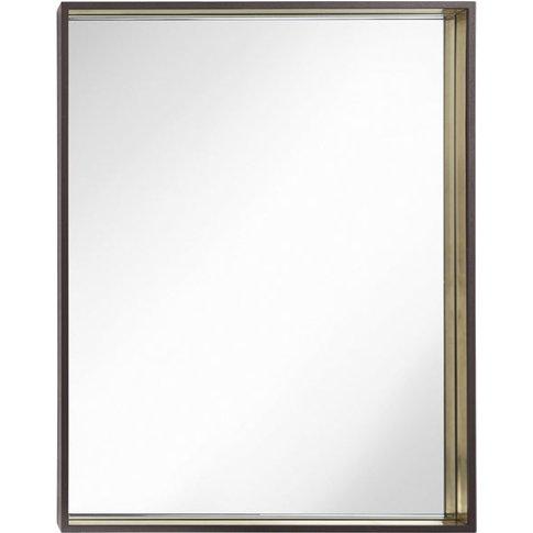 Rv Astley Alyn Chocolate Wall Mirror / Medium