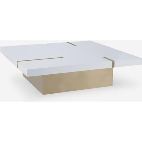 Andrew Martin Band Coffee Table - Square
