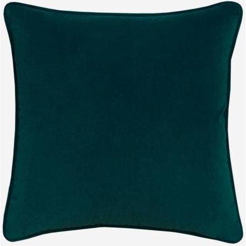 Andrew Martin Villandry Peacock Cushion