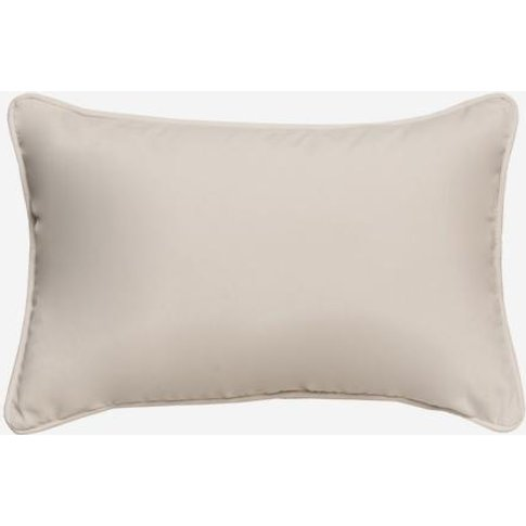 Andrew Martin 60x40 Villandry Bone Cushion