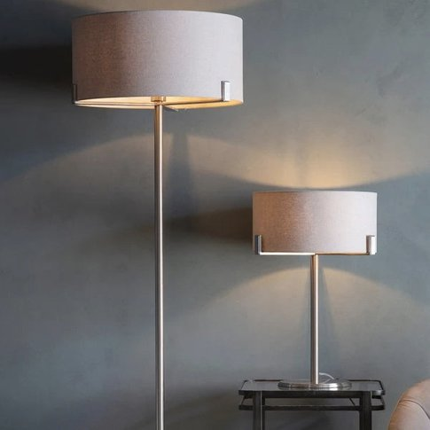 Gallery Direct Evelyn Floor Lamp