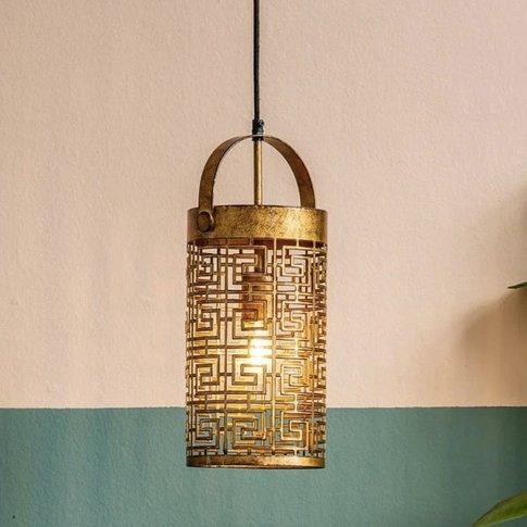 Gallery Direct Cerano Gold Pendant Light