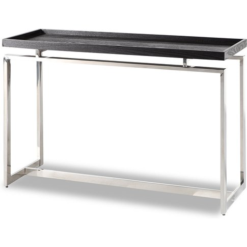 Liang & Eimil Malcom Console Table Polished Stainles...