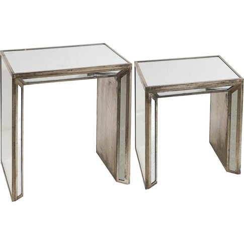 Liang & Eimil Set Of 2 Nest Side Tables