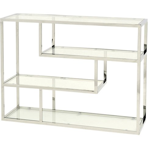 Libra Linton Stainless Steel And Glass Small Modular...