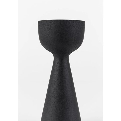 Zuiver Candle Holder Pawn Black