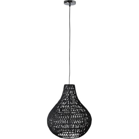 Zuiver Pendant Lamp Cable Drop Black