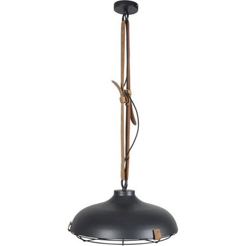Zuiver Pendant Lamp Dek 51 Anthracite