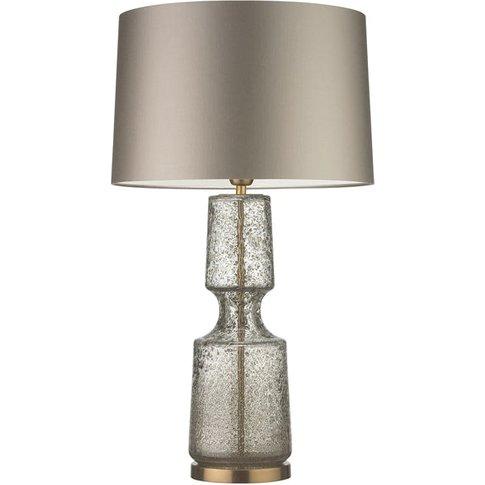 Heathfield & Co Antero Antique Table Lamp
