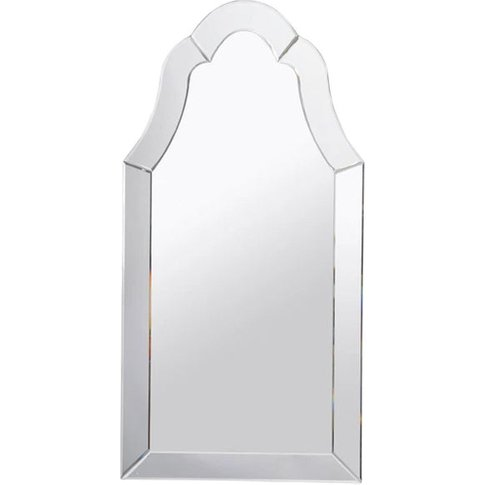 Libra Cassis Arched Wall Mirror