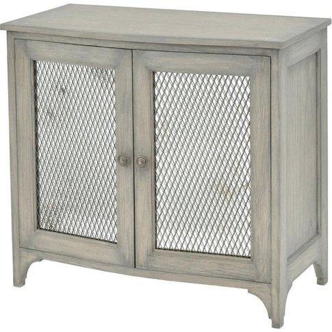 Libra Fairmont Mindi Wood Small Cabinet