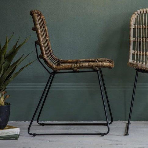 Hudson Living Set Of 2 Raya Dining Chairs