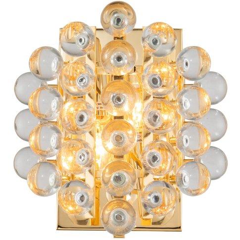 Liang & Eimil Astoria Wall Light Polished Brass | Ou...