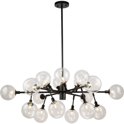 Liang & Eimil Baldwin Ceiling Lamp Black