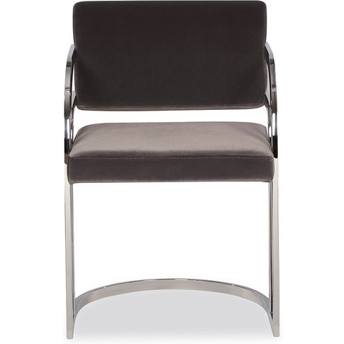 Liang & Eimil Dylan Dining Chair Gainsborough Nickel...