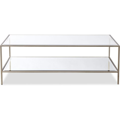 Liang & Eimil Oliver Coffee Table Antique Silver Coa...