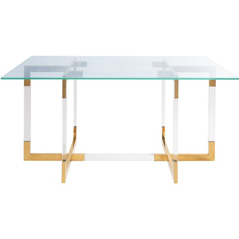 Liang & Eimil Rothko Dining Table Polished Brass