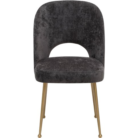 Liang And Eimil Erin Dining Chair In Black