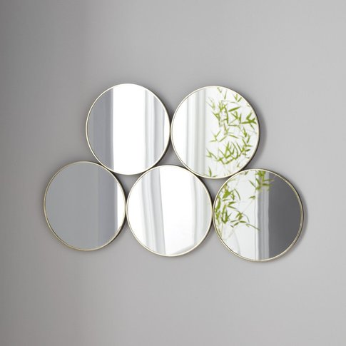 Native Home 5 Circles Mirror