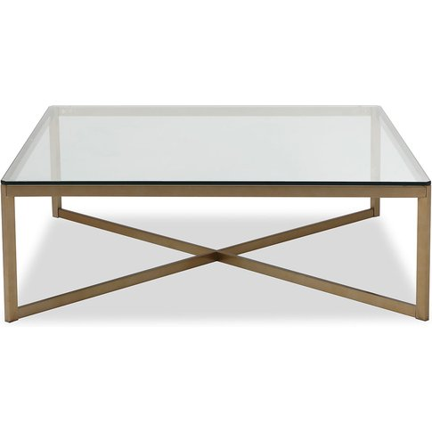 Liang & Eimil Musso Coffee Table Brushed Brass