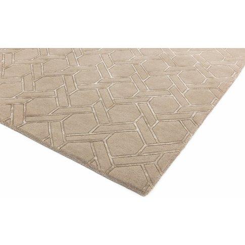 Asiatic Carpets Nexus Hand Tufted Rug Fine Lines San...