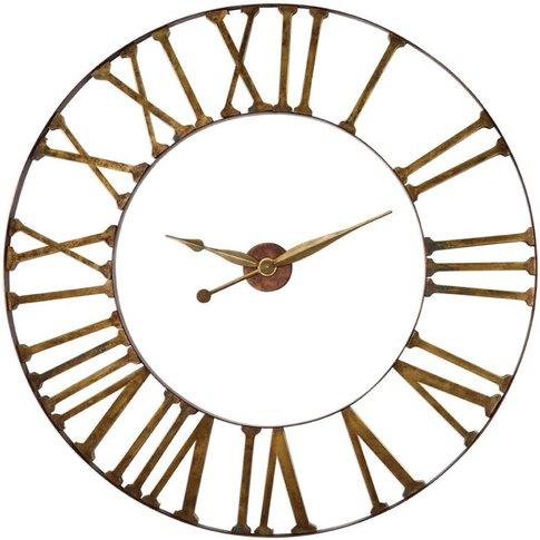 Mindy Brownes Kaison Oversized Clock